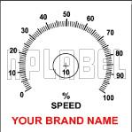 142736 Customize Potentiometer Stickers