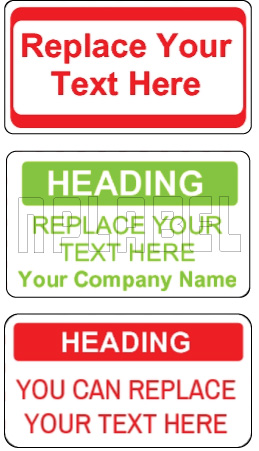 152120_23 Customize General Purpose Stickers
