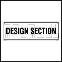 160109 Design Section Name Plates