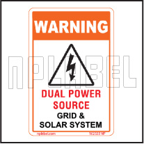 162522 Customize Dual Power Source Labels