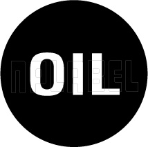 162554B Oil Label