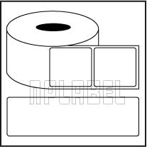 Barcode Labels - Across 1 Label (Width up to 50mm)