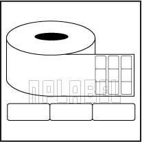 Barcode Labels - Across 3 Labels