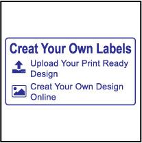 152698C Customize Caution Warning Label