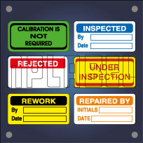 ISO 9001 Stickers