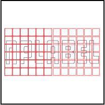 ML2525 General Purpose Sticker Size 25x25mm