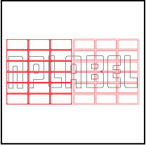 ML5025 General Purpose Sticker Size 50x25mm
