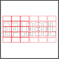 ML5030 General Purpose Sticker Size 50x30mm