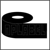 BCR100R - Black Resin Ribbons - 100 Mtr. Length