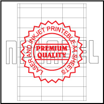 SC3027 Multipurpose A4 Label Sheets