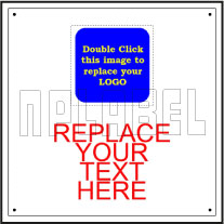 151115 General Custom Signage Name Plate