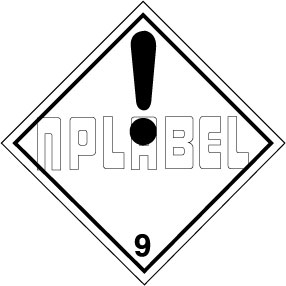 160042 MISCELLANEOUS Signs Stickers