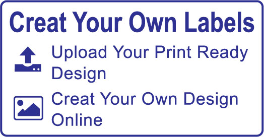 141847C Your Own Shipping sticker