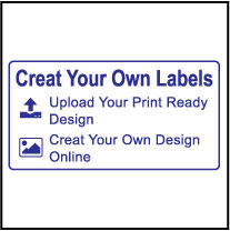 CP1501 Customize Metal Labels