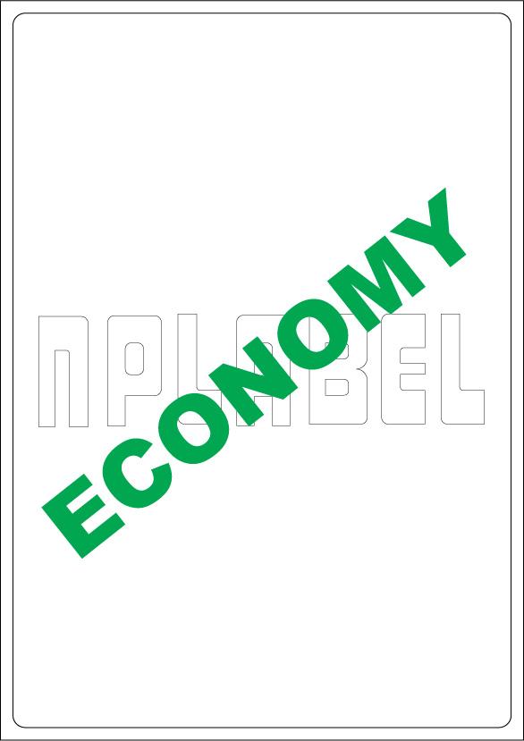 EC1001 Multipurpose A4 Label Sheets