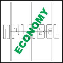 ESC2004 Multipurpose A4 Label Sheets