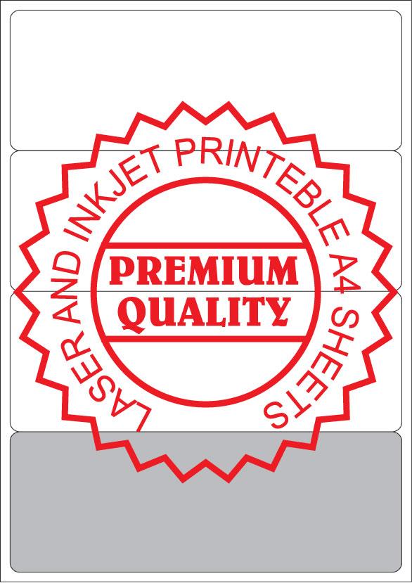 IL1004 Multipurpose A4 Sheets