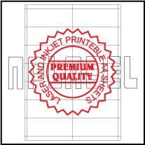 SC2014 Multipurpose A4 Label Sheets