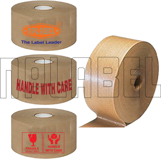 Water Activated Tape (WAT Tape)